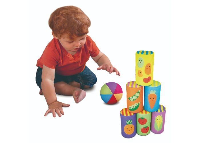 GALT Toys Soft Tin Can Alley