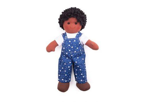 Bigjigs Toys Leon 28cm Soft Doll