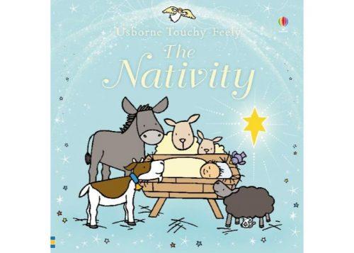 Usborne Touchy-Feely The Nativity