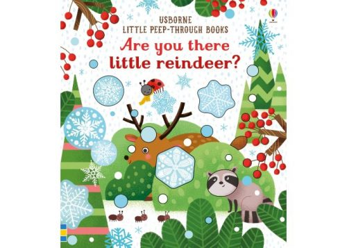 Usborne Are You There Little Reindeer