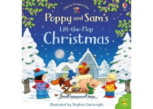 Usborne Poppy and Sam's Lift-the-flap Christmas