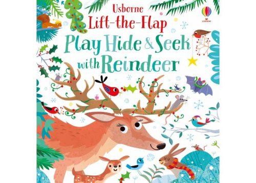 Usborne Play Hide and Seek with Reindeer