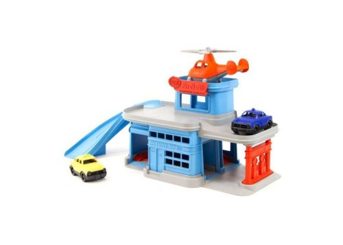 Green Toys Parking Garage Eco-Friendly Toy