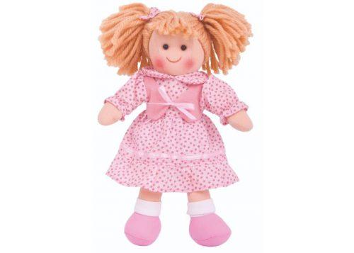 Bigjigs Toys Sophie 28cm Soft Doll