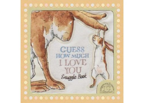 Guess How Much I Love You Snuggle Cloth Book
