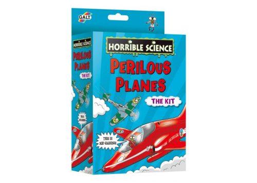 GALT Horrible Science Perilous Planes