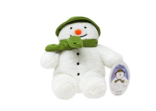 Rainbow Designs The Snowman Bean Toy