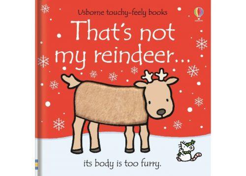 Usborne That's Not My Reindeer Board Book