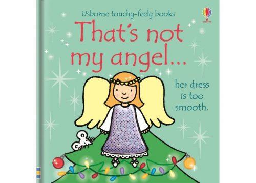 Usborne That's Not My Angel Board Book