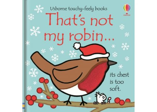 Usborne That's Not My Robin Board Book